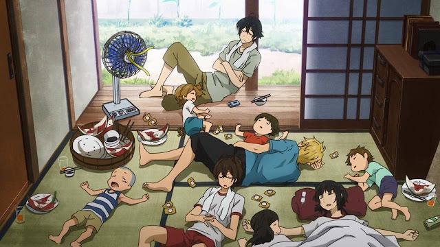 Review Anime Barakamon