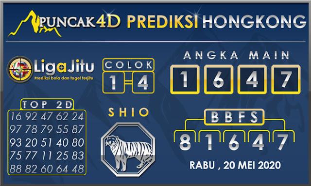 PREDIKSI TOGEL HONGKONG PUNCAK4D 20 MEI 2020