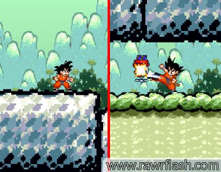 Goku no mundo do Mario