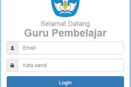 Mencari Nomor UKG (Uji Kompetensi Guru) di SIMPKB