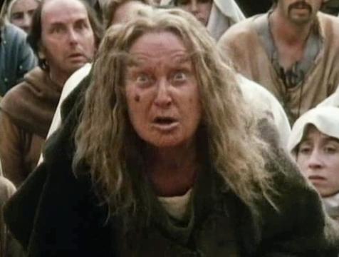 Margery Mason en La princesa prometida - Cine de Escritor