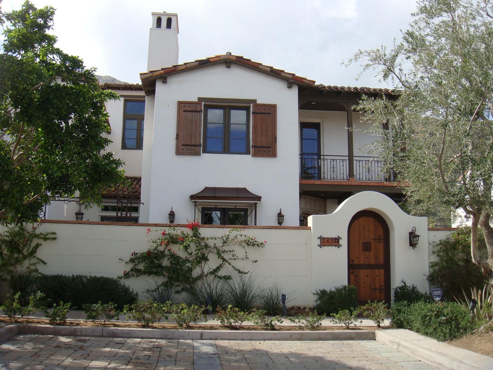 Palm Springs Architecture Mini-tour...