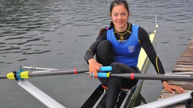 Τη δεύτερη θέση κατέλαβε η Κατερίνα Νικολαΐδου