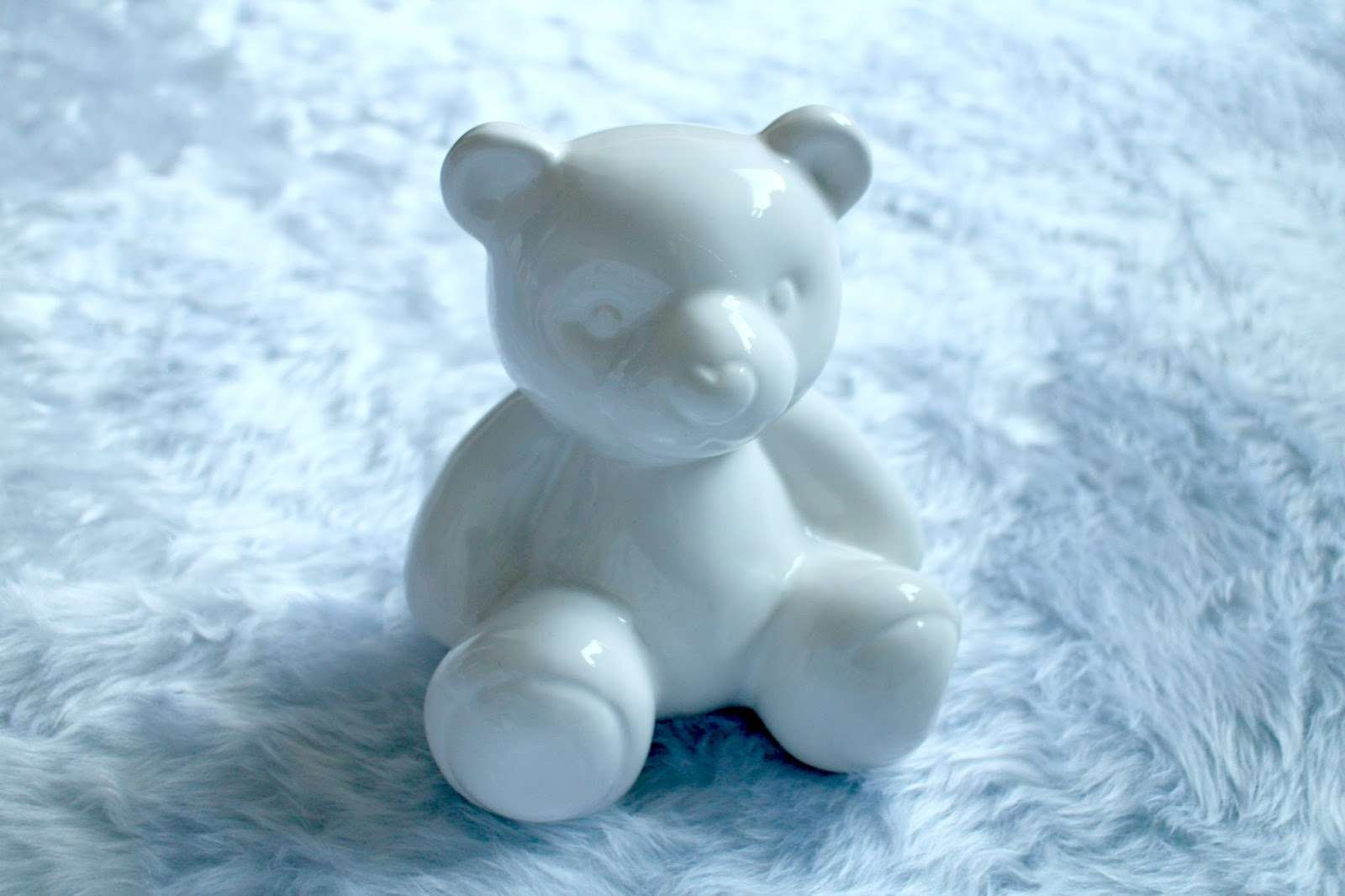 Paperchase Teddy Bear Bank