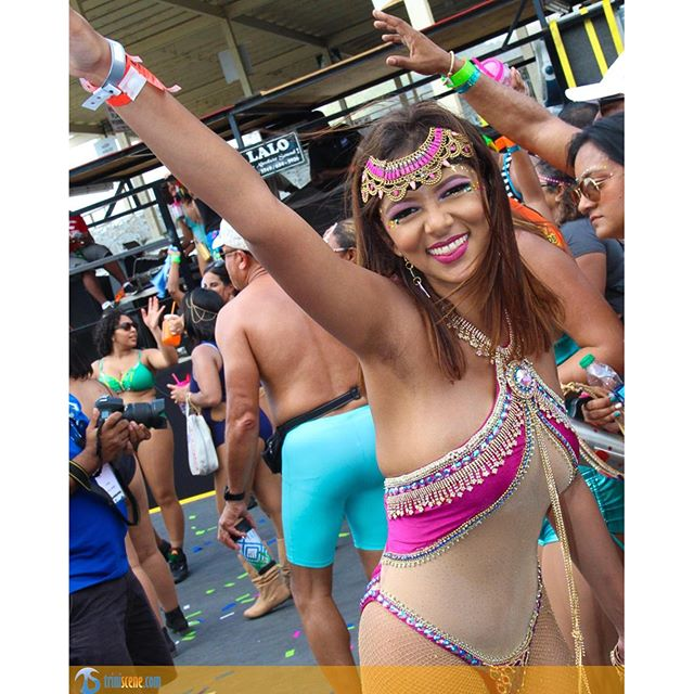 trinidad booty