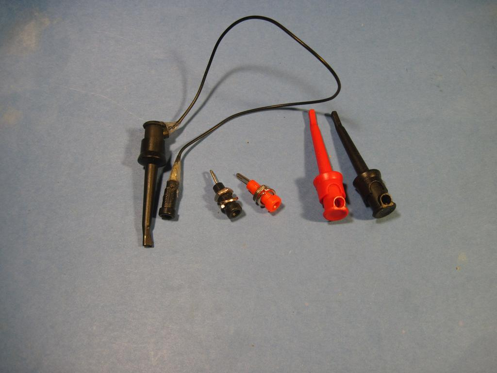 Alligator Clips for Multimeter Probes - Model Railroader Magazine