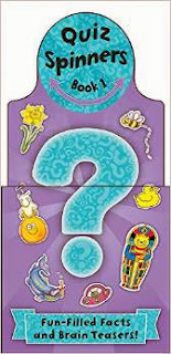 Quiz Spinners: Book #1: Fun-Filled Facts and Brain-Teasers!