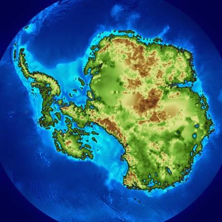 Benua Antartika Periode Miosen