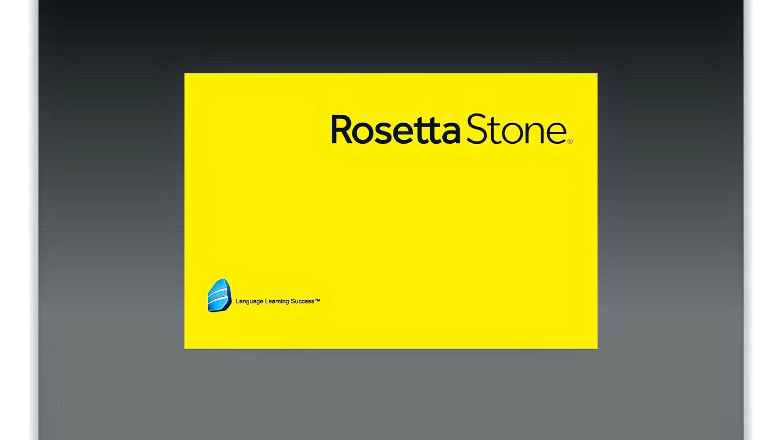 Italian rosetta stone torrent.