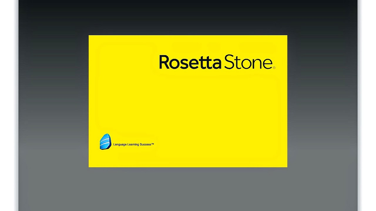 rosetta stone software torrent