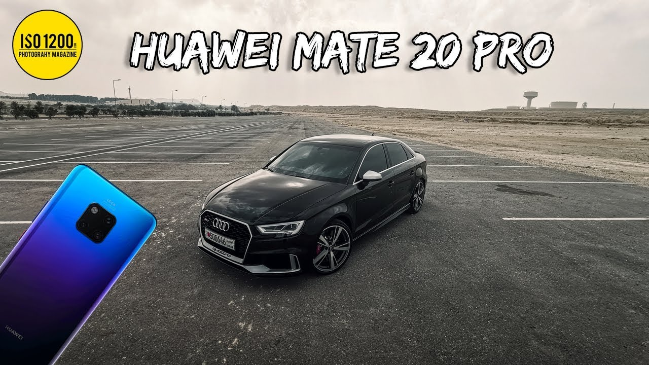 Photographing cars with the Huawei Mate 20 Pro (Smartphone Photography)