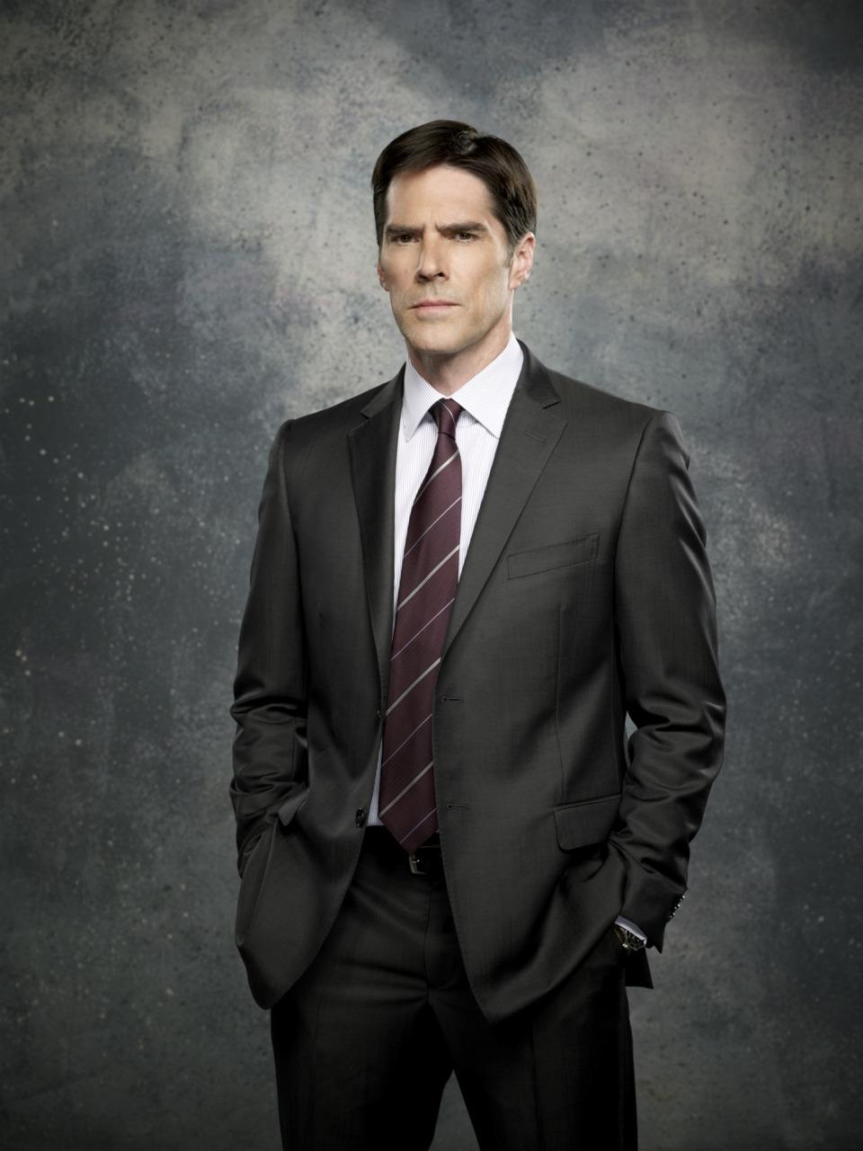 Hotch Criminal Minds