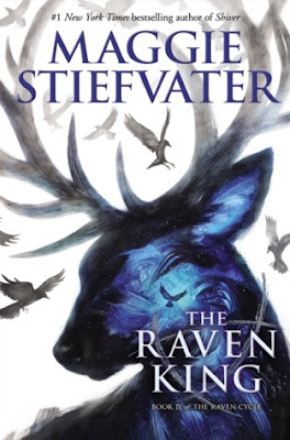 The-Raven-King-Maggie-Stiefvater- review