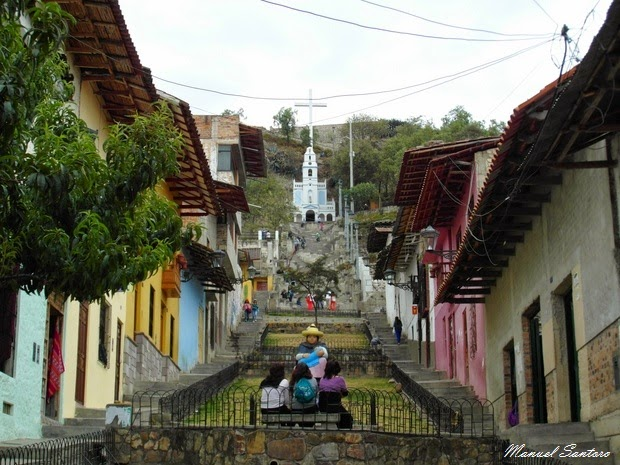 Cajamarca, Cerro Santa Apollonia