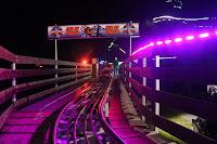 Thrilling coaster attraction near Gatlinburg
