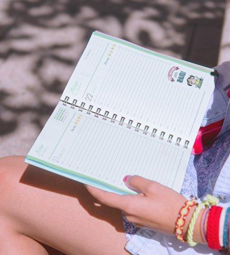 Agenda anual MissBonderlike 2018