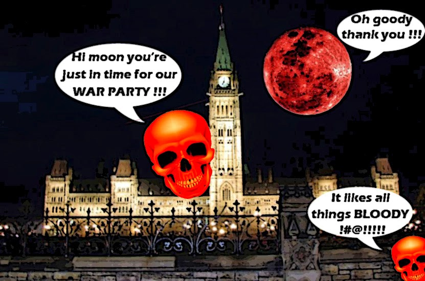 blood moon tonight ottawa - photo #15