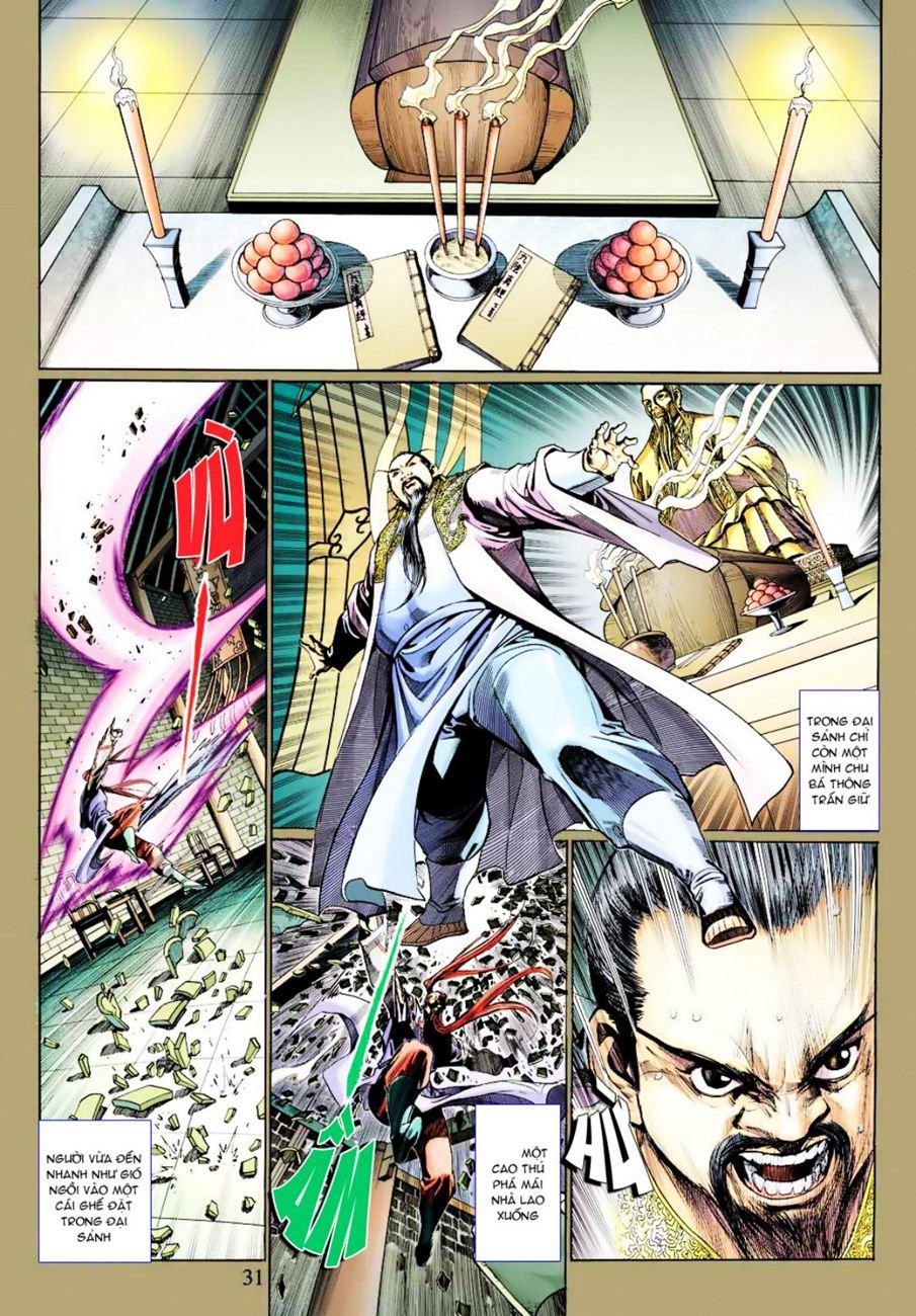 Anh Hùng Xạ Điêu anh hùng xạ đêu chap 40 trang 31