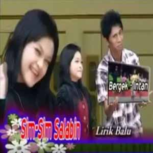 Download MP3 BERGEK feat INTAN - Sim Sim Salabim