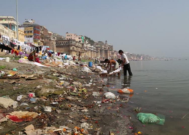7 Yr Jail & Rs 100 cr Fine for messing with Ganga