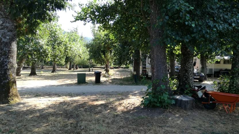 Parque de AutoCaravanismo de Valhelhas