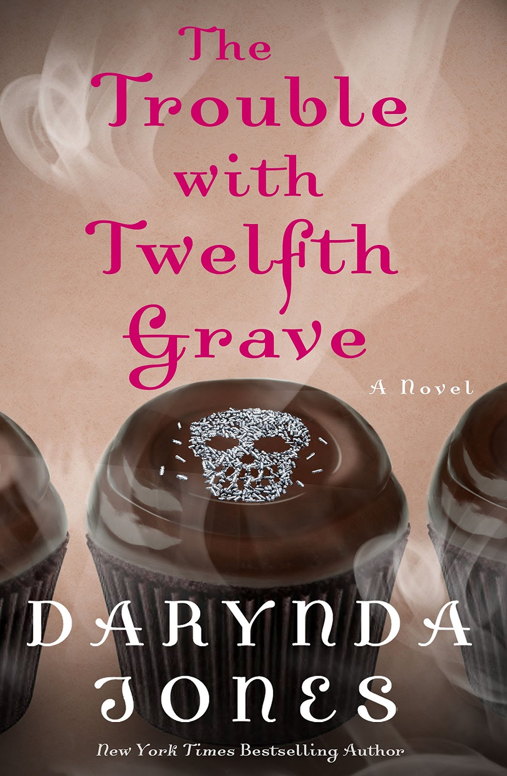 The Trouble with Twelfth Grave (Darynda Jones)