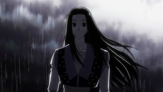 Feitan, Fan Fiction, HxH Fan Fiction, Illumi, Illumi Zoldyck, Fantasy Fan Leogan Fan Fiction, Hunter x Hunter, The Dark Leader of the Outlaws, Chapter 5