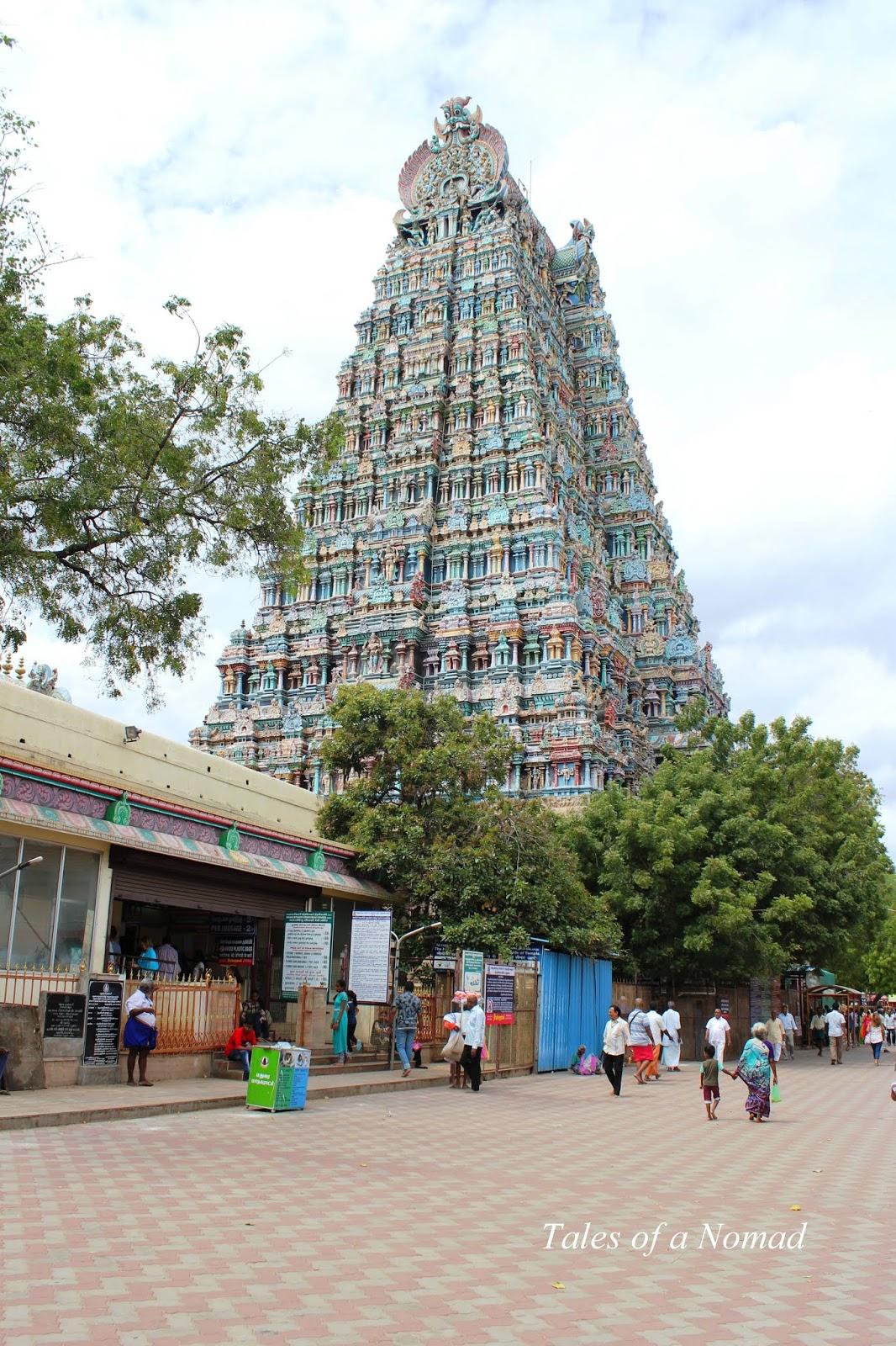 Tales Of A Nomad: Madurai- The Heart of Tamil Nadu