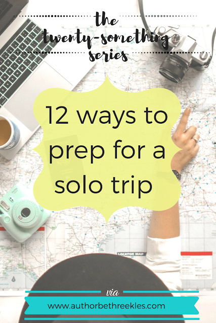 I've done a variety of solo trips abroad now, so in this post, I share some practical advice on how to prep before you go!