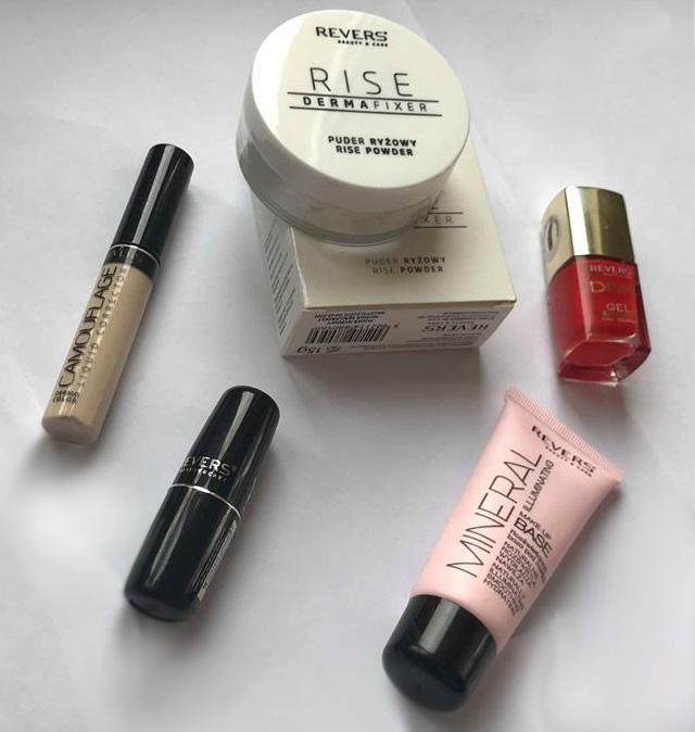Revers Cosmetics czyli kosmetyki tanie i dobre
