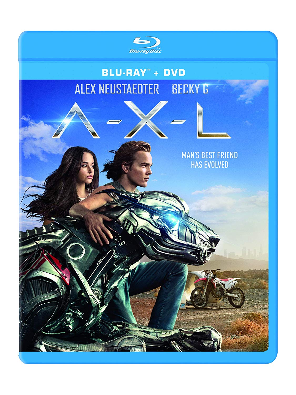 Axl Movie 2018 the entertainment factor: new on dvd and blu-ray: a-x-l