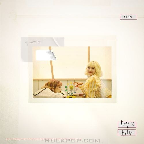 BOL4 (Bolbbalgan4) – #FirstLove – Single (FLAC + ITUNES PLUS AAC M4A)