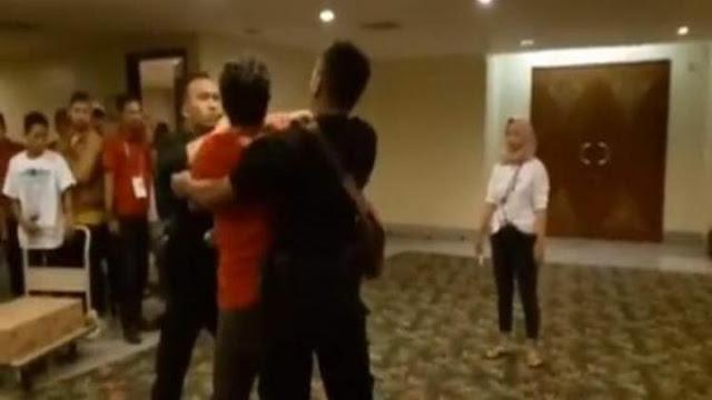Beberapa Oknum Brimob Intimidasi Wartawan di Senayan, Ini Komentar Mabes Polri