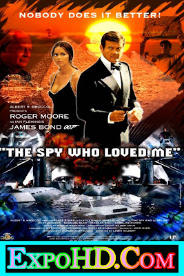 James Bond The Spy Who Loved Me 1977 Dual Audio 480p || Blu-Ray 720p|| Watch & Download Free || 485MB