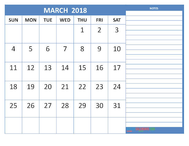 March 2018 Calendar, March Calendar 2018, March 2018 Calendar Printable, March 2018 Calendar Template, March 2018 Calendar Holidays, Calendar March 2018