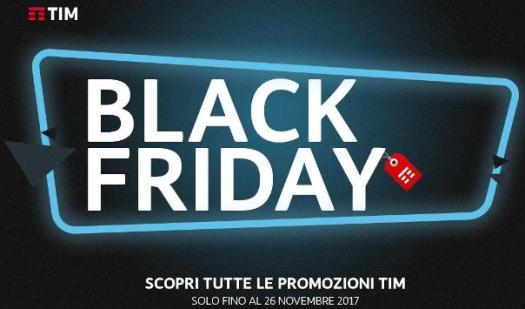 TIM dalla pagina ufficiale anticipa gli sconti e le promo ufficiali per il Black Friday.