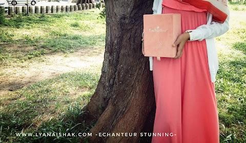 Serlahkan Aroma Keanggunan Mempesona dengan Echanteur Stunning