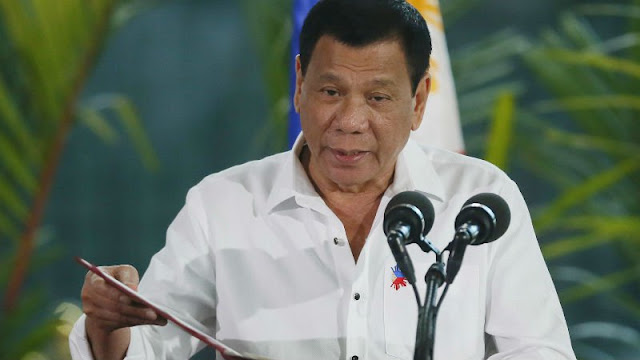 'I personally killed drug suspects in Davao,' Duterte Claims