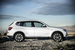 2016 BMW X3 Launch Day, Cost as well as News