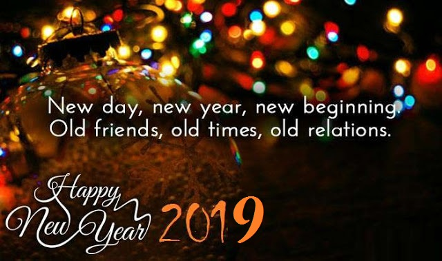 New year cards hd images with quotes 2019