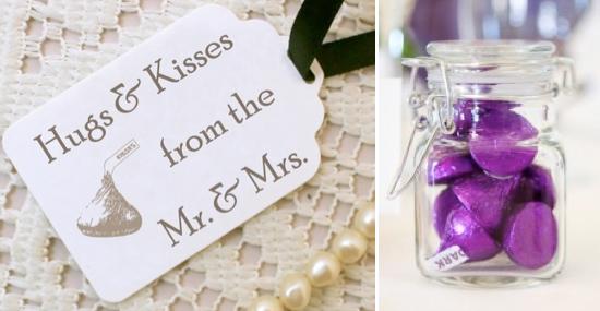 Castle Manor: Wedding Favor Ideas