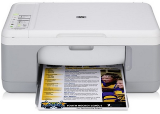 F4100 HP PRINTER DRIVER WINDOWS XP