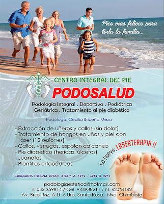 PODOSALUD – Centro Integral del Pie
