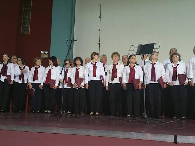 Αποτέλεσμα εικόνας για χορωδία πανηπειρωτικής συνομοσπονδίας ελλάδος