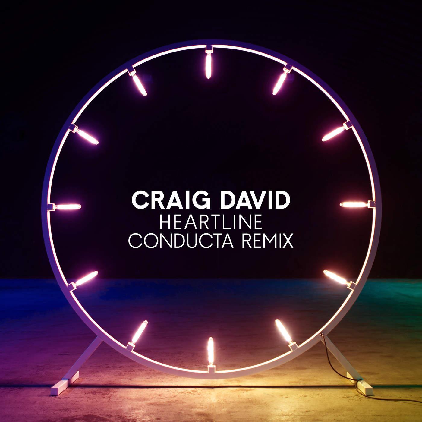 Craig David - Heartline (Conducta Remix) - Single