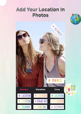 Best Selfie Camera App Location