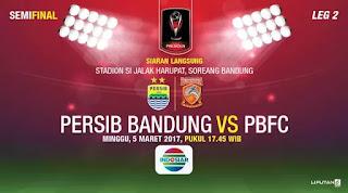Persib Bandung vs Pusamania Borneo FC Diprediksi Sengit