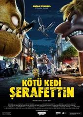 Kötü Kedi Şerafettin (2016) Film indir