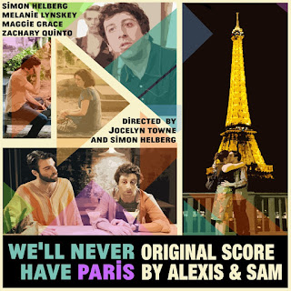 well never have paris soundtracks