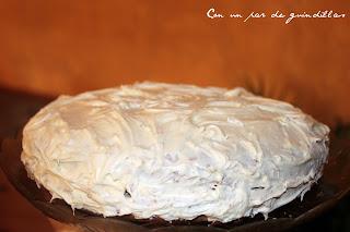 Carrot Cake Viva Pinata